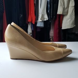 Cole Haan Nike Air wedge pumps